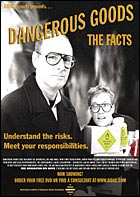 Dangerous Goods – The facts (free educational DVD)