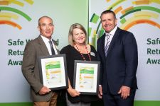 Category 1 small to medium sized business winner – Christmas Creek Cattle Creek Company