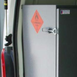 Gas cabinet