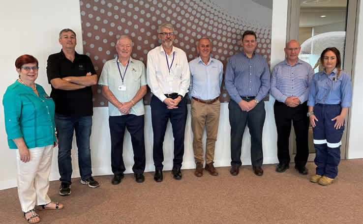 Electrical Safety board members