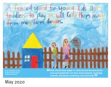 Winning entry May 2020 - Zoe Veitch, St Bernard State School