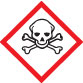 Pictogram Skull and Crossbones