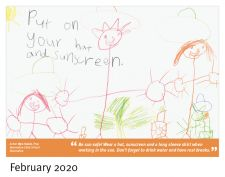 Winning entry Feb 2020 - Mya Swain, Ravenshoe State School