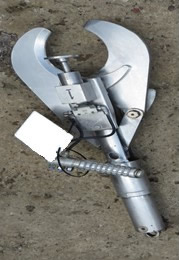 Single hand hock cutter