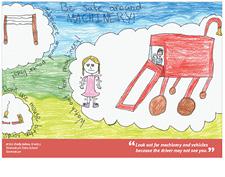 Winning entry Mar 2021 - Emily Johns, Tamrookum State School, Tamrookum (Grade 5)