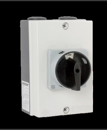 DC isolator switch