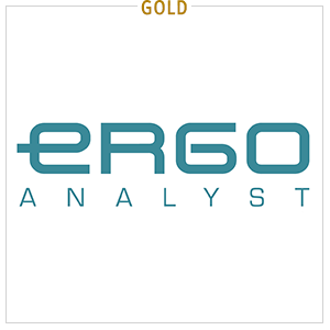 Ergo Analyst - Gold sponsor
