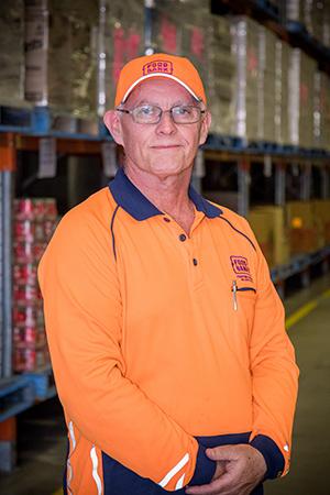 Glen James, Foodbank