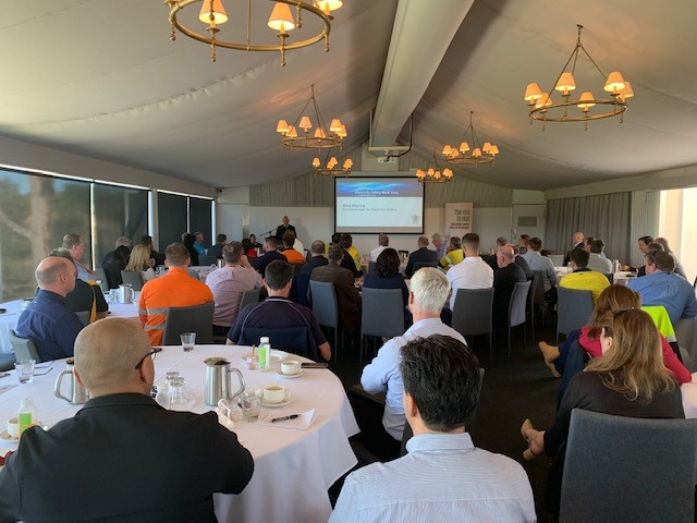 Electrical Safety Summit: Embedding Safety Culture, Victoria Park