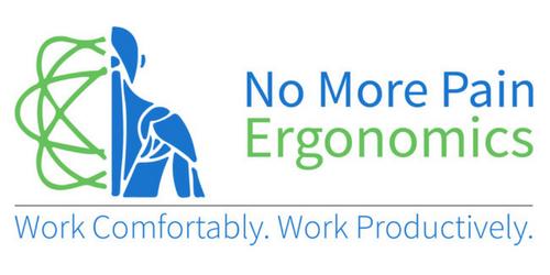 No More Pain Ergonomics logo