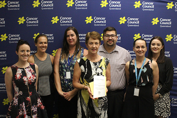 Cancer Council Queensland - cat 5