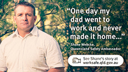 Safety Ambassador - Playing it safe with Shane Webcke